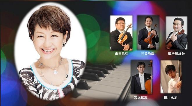 icon-綾戸智恵コンサートチラシ・ポスター表